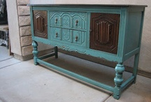 Furniture Finishes / by Walker Tradesman