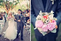 Our wedding // flowers