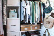 Closet Ideas / by Amy Rush