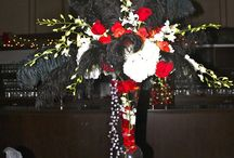 Holiday Season 2014 / Centerpieces, arrangements, chair covers and linens