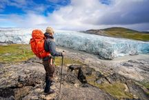 Trekking Østgrønland