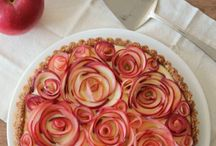 Tarts / Collection of #tarts - dinner and dessert, sweet and savory