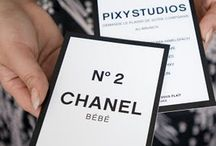Chá temático Chanel / Inspiração para chá com tema parisiense Chanel
