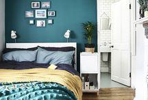 """Лесни начини за персонализиране на апартамента / Твоят дом трябва да прилича на теб. Той е огледален образ на твоя характер, хобита и интереси. Има много начини да покажеш своя индивидуален стил - от няколко бързи и лесни начина до уникални проекти тип """"направи си сам"""". Посетихме дома на Софи и Оли, за да видим как са персонализирали своето #мястозаживот."""