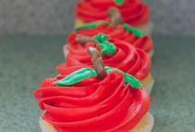 Good Food - School Themed Cupcakes