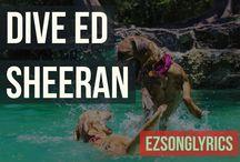 Ed Sheeran Music Song Lyrics