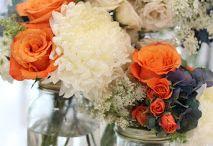 wedding shower flower ideas