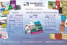 Productos y Servicios / Información general de CardSystems de Mexico