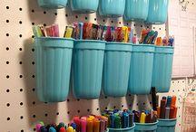 Home: Craft Storage