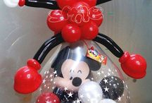 Gift inside a balloon / Stuffing balloons / Gifts inside a balloons