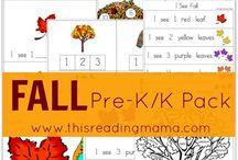 Fall Preschool