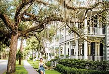 South Carolina / The Palmetto State is known for sunny days, warm nights, and incredible cooking. We're gathering some inspiration for your Lowcountry adventure! / by Tripping.com
