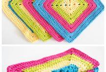 crochet - patterns I've used