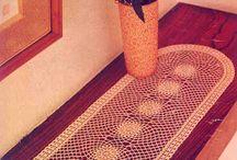 Crochet manteles