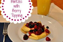 Family Breakfasts / Yummy breakfast recipes that your whole family will love! / by Sharon Rowley (MomOf6)