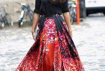 Designer Boho Style Fashion / Designer fashion, Boho, Style