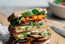 Sandwiches Food Photography