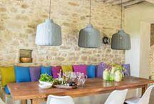 Tavolo pranzo e soggiorno