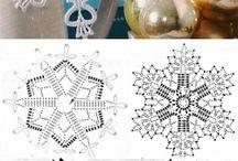 Gwiazdy, gwiazdki i śnieżynki