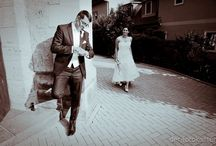 Shot the love / Just married