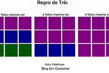 Feed Organizado/fotos