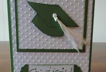 Cards--Graduation / by Terri Prestwich