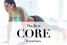 Excersises to strenthen your core.