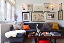 House Ideas - Lounge / by Marcia Boulton