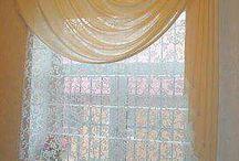шторы с драпировкой