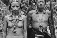 Dayak Culture / Kebudayaan Dayak dimasa lalu.