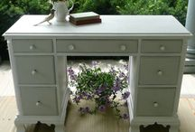 Furniture~Repurposed / by Colleen Richardson