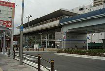 Tokyo Railway Stations