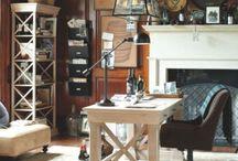 Office Furniture / by Tara Sayles