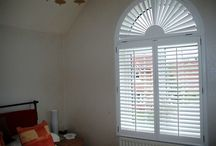 Larchwood Plantation Shutters / Larch is a hardwood which is lightweight yet strong making it ideal for plantation shutters