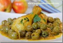 Recettes orientales / by Louisa B