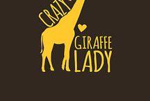 Giraffes are cool