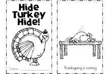 School Stuff- Thanksgiving / by Crystal Kelly