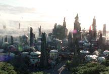 Star Wars Disney Parks