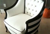 Reupholstery Ideas / by I'm Feelin' Crafty