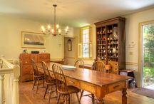 D I N I N G / Sophisticated Dining Rooms & Fine Wine