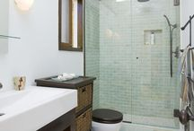 Home Decor- Small Bathroom ideas