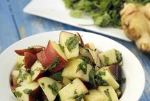 Salads for fitness, weight loss, endurance athletes, Vegetarian