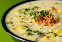 Soup Recipes / by Ann-Marie Tarrant Hubler