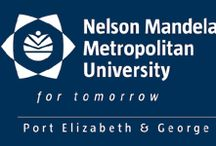 Nelson Mandela Metropolitan University / This university is located in Port Elizabeth and George. It offers its 26000 students a diverse range of quality educational opportunities. www.nmmu.ac.za