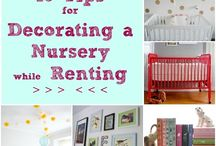 Nursery Decor / by Ashleigh Adams