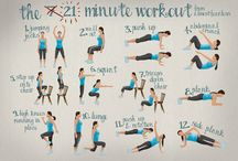 Workout / Tips for you to be more healthy