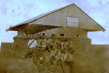 2nd Boer War Blockhouses / British blockhouses built during the 2nd Anglo Boer war.