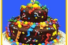 Birthday Cakes / Birthday Cake