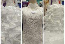 Wedding Dresses Indonesia / Aneka gaun dan kebaya pengantin