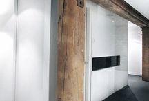 Gorgeous old beams